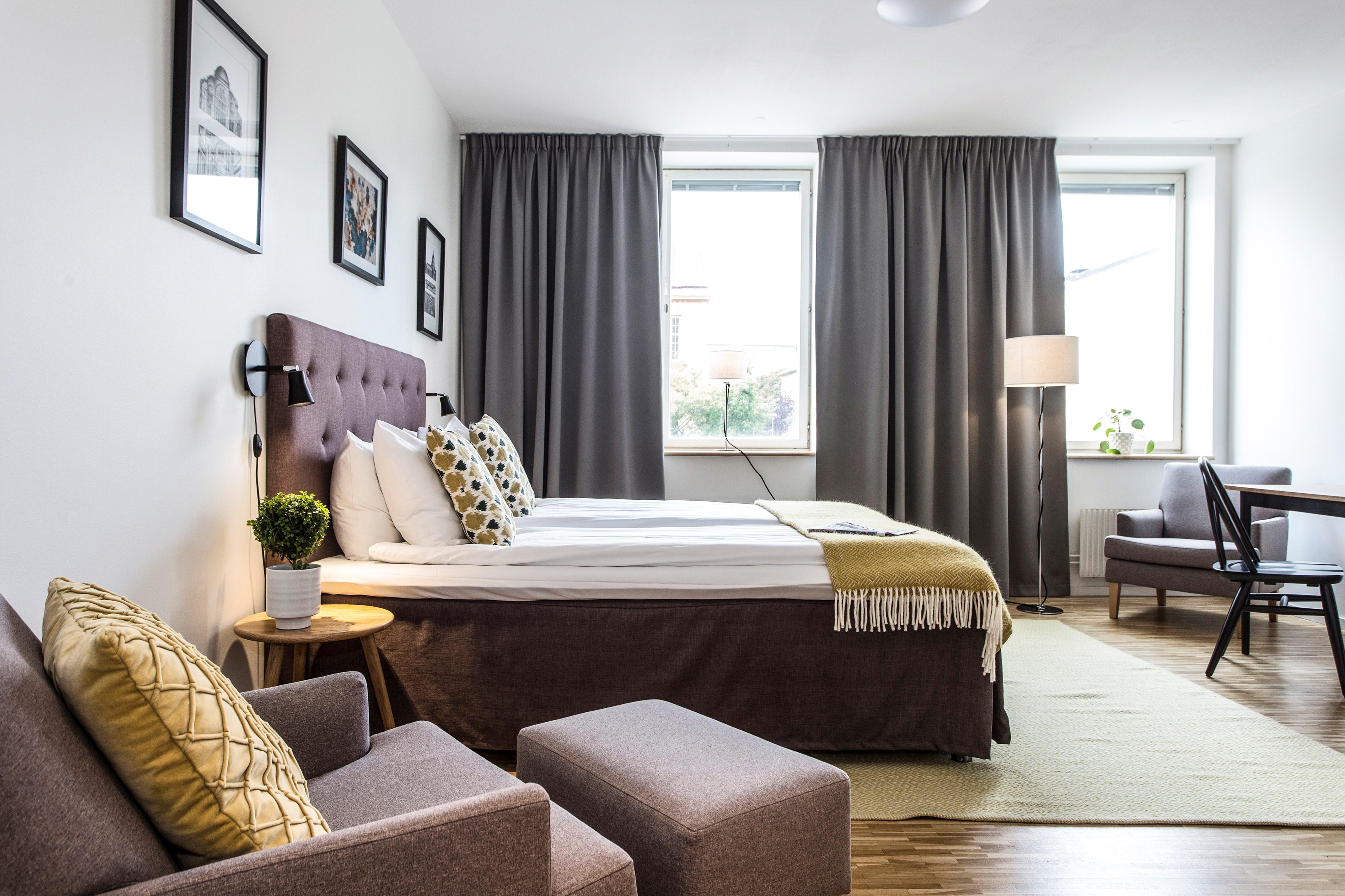 långtidsboende på hotell stockholm
